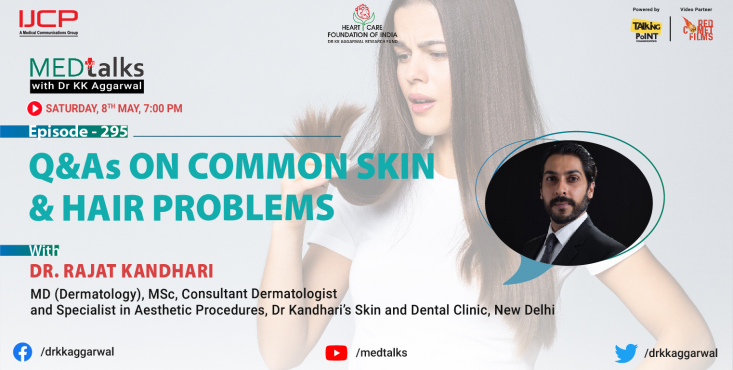 Q&As on Common Skin & Hair Problems