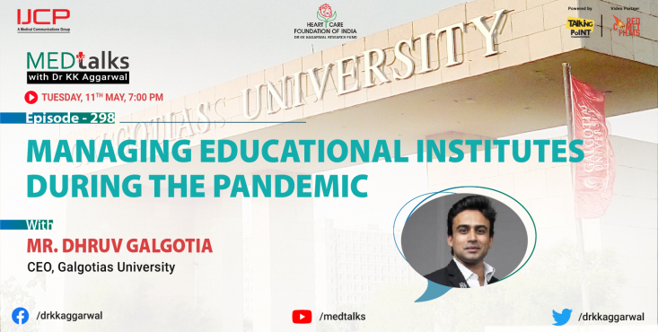 Managing Educational Institutes During the Pandemic