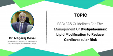 ESC/EAS Guidelines For The Management Of Dyslipidaemias:Lipid Modification to Reduce Cardiovascular Risk