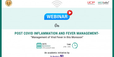 Post Covid Inflammation and fever management