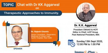 Therapeutic Approaches to Immunity