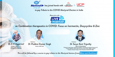 Combination therapeutics in COVID: Focus on Ivermectin, Doxycycline & Zinc