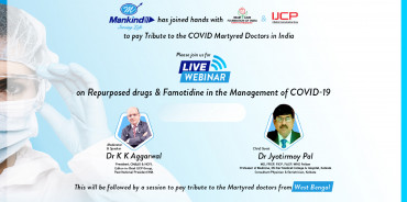 Repurposed drugs & Famotidine in the management of Covid-19