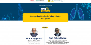 Diagnosis of Pediatric Tuberculosis: An Update