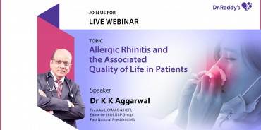 Allergic Rhinitis and the Associated Quality of life in Patients