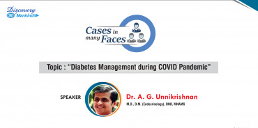 Diabetes Management during COVID Pandemic