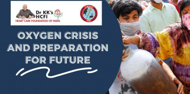 Oxygen crisis and preparation for future