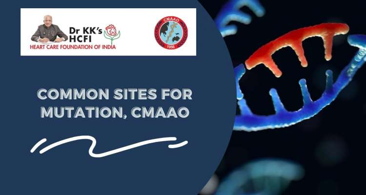Common sites for mutation