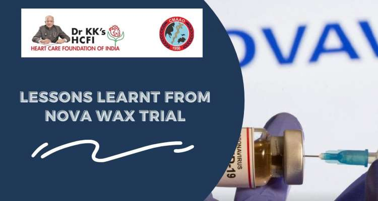 Lessons learnt from Nova wax trial