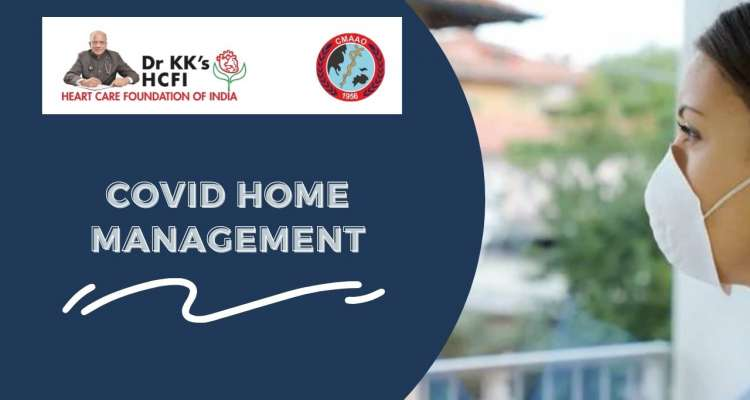 COVID Home Management