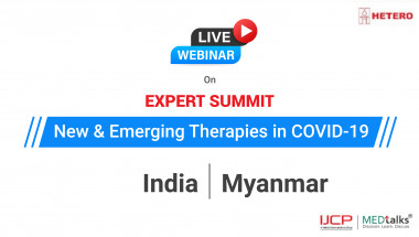 New & Emerging Therapies in COVID 19 (India and Myanmar)