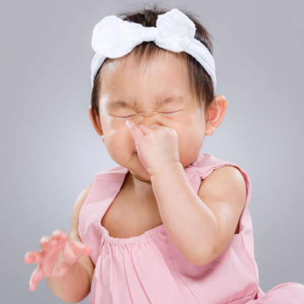 Can babies also get nasal allergies?