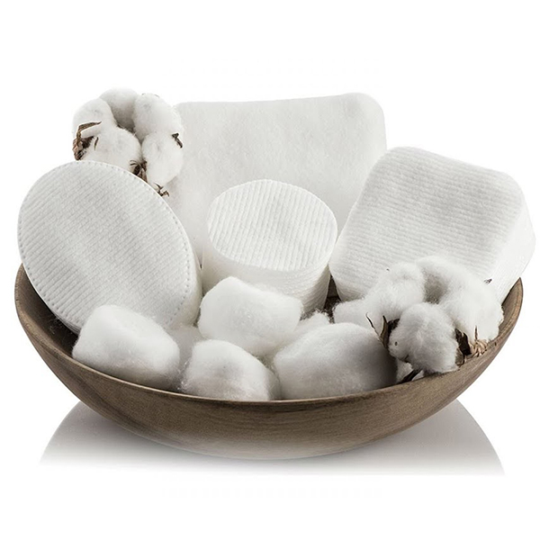 Can cotton pads be used to reduce the noise level?