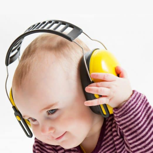 Does a high level noise impact the children in school or other places?