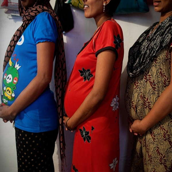 Is commercial surrogacy allowed in India?