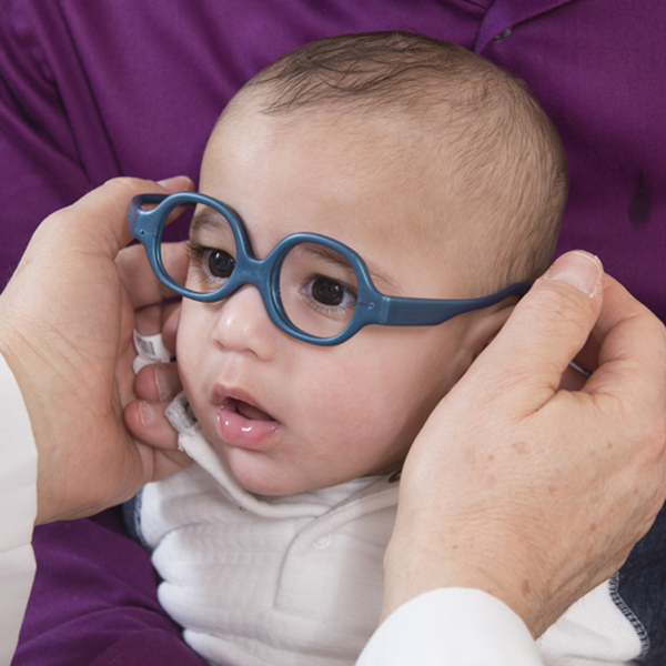 Is it possible to remove glasses in childhood?