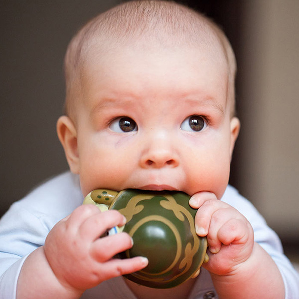 Is there any link between nose breathing and chewing in my baby?