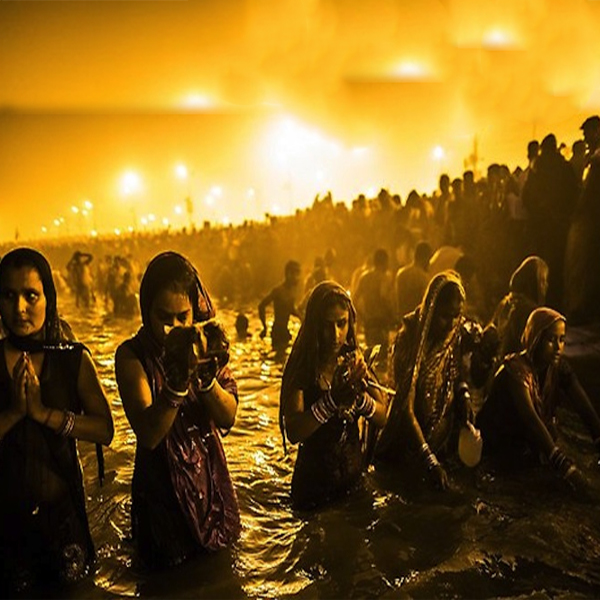 What is vedic bath?