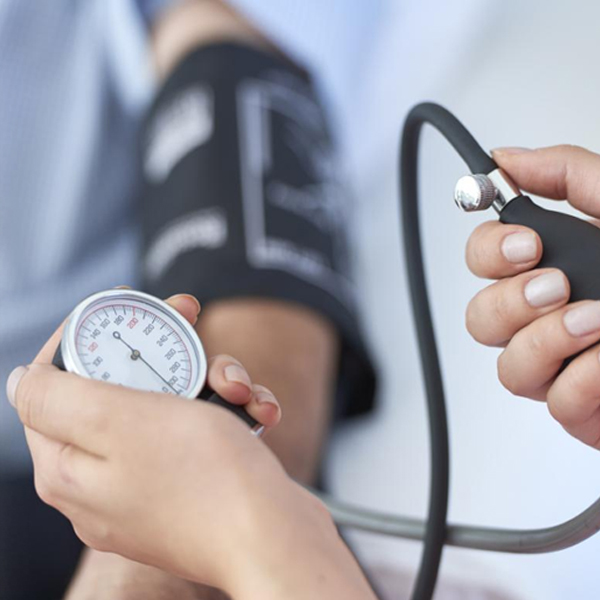 Why is aggressive management of hypertension needed in all cases of diabetes?