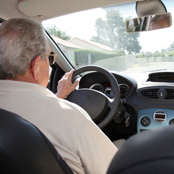 After bypass, when can a person drive?
