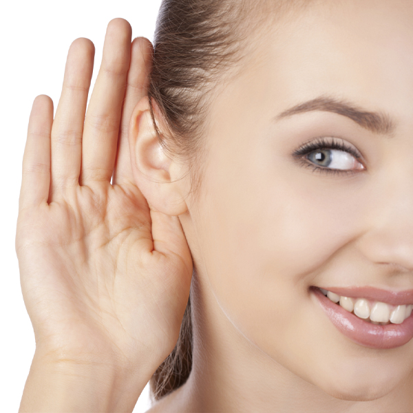 What are the causes of sensorineural hearing loss?