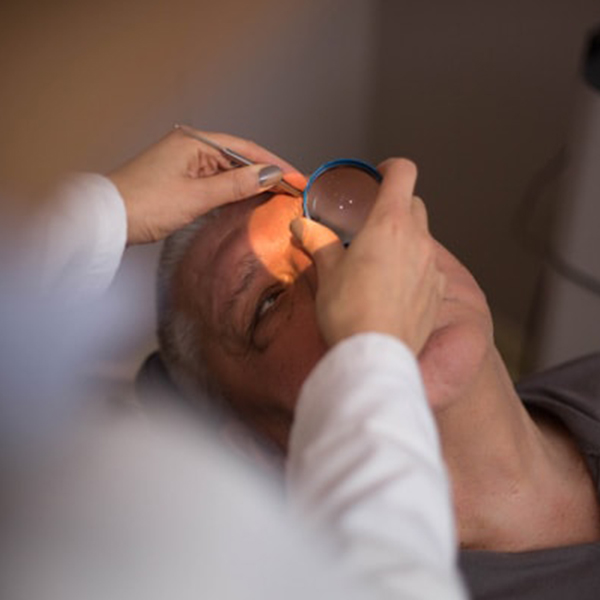 What is the Treatment for Retinal Detachment?