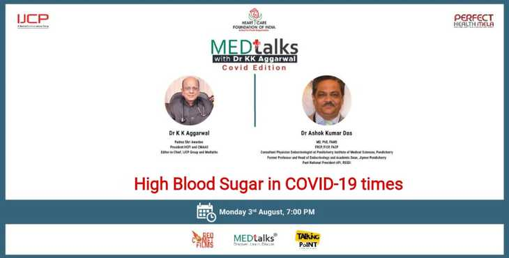 High Blood Sugar in COVID-19 Times