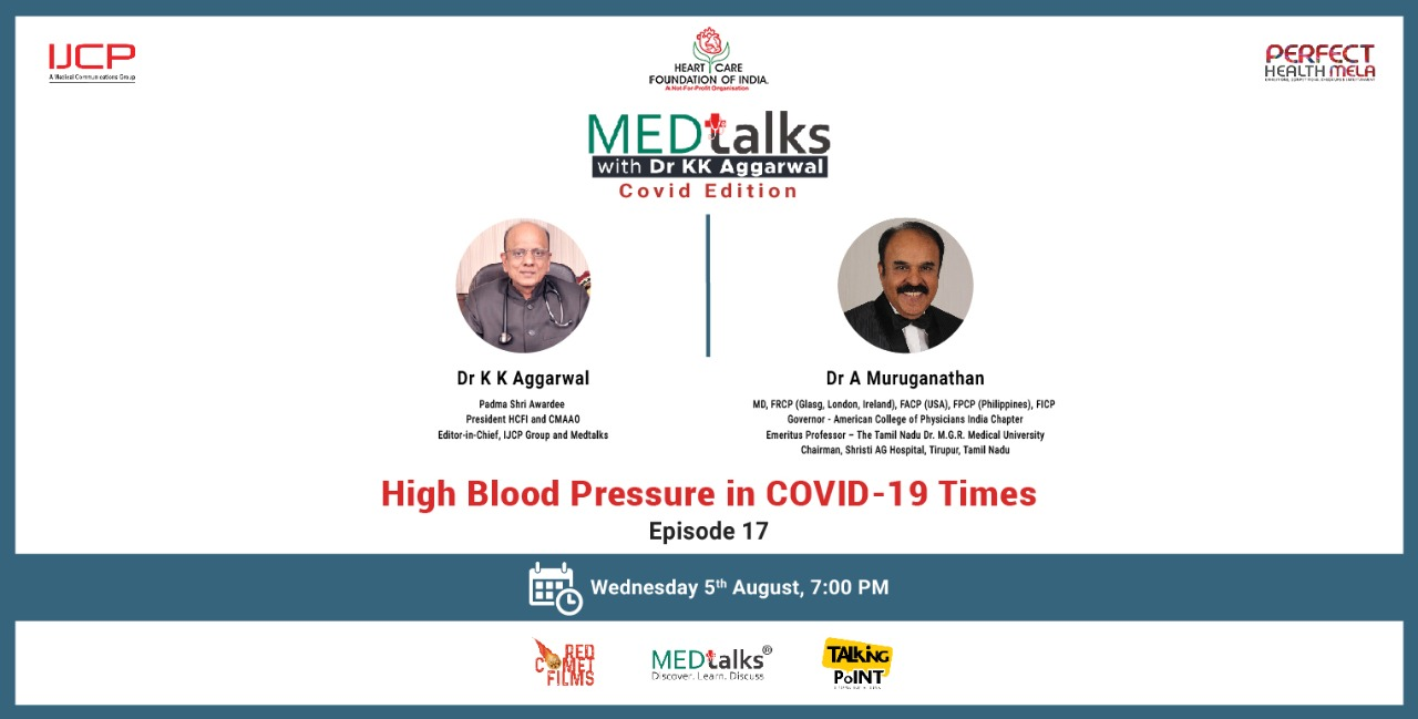 High Blood Pressure in COVID-19 Times