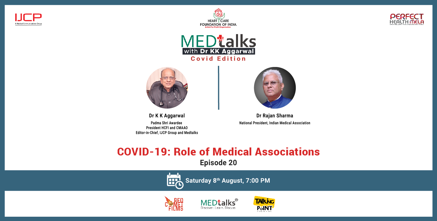 COVID-19: Role of Medical Associations