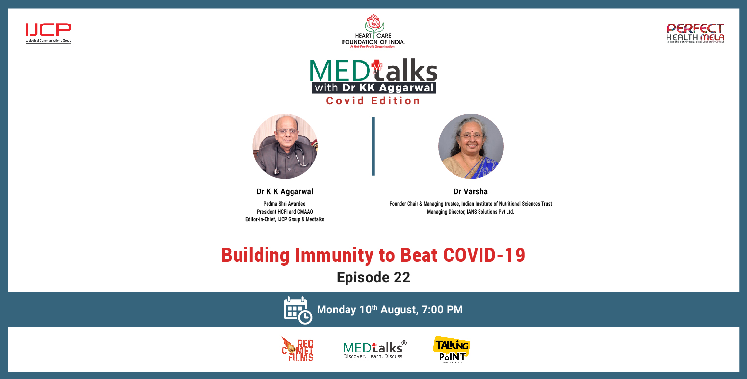 Building Immunity to Beat COVID -19