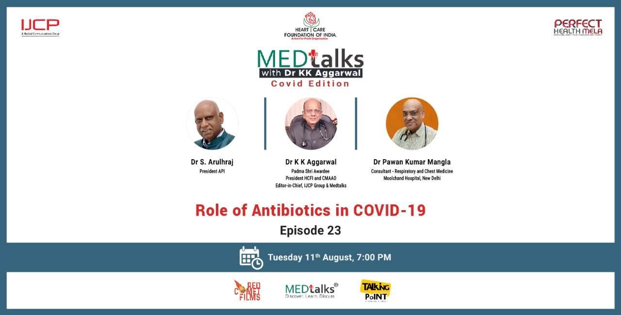 Role of Antibiotics in COVID-19