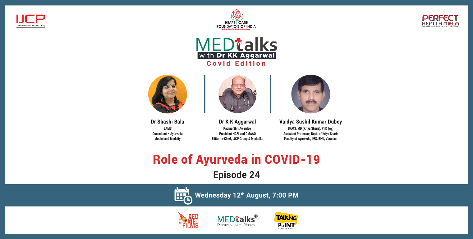 Role of  Ayurveda in COVID 19