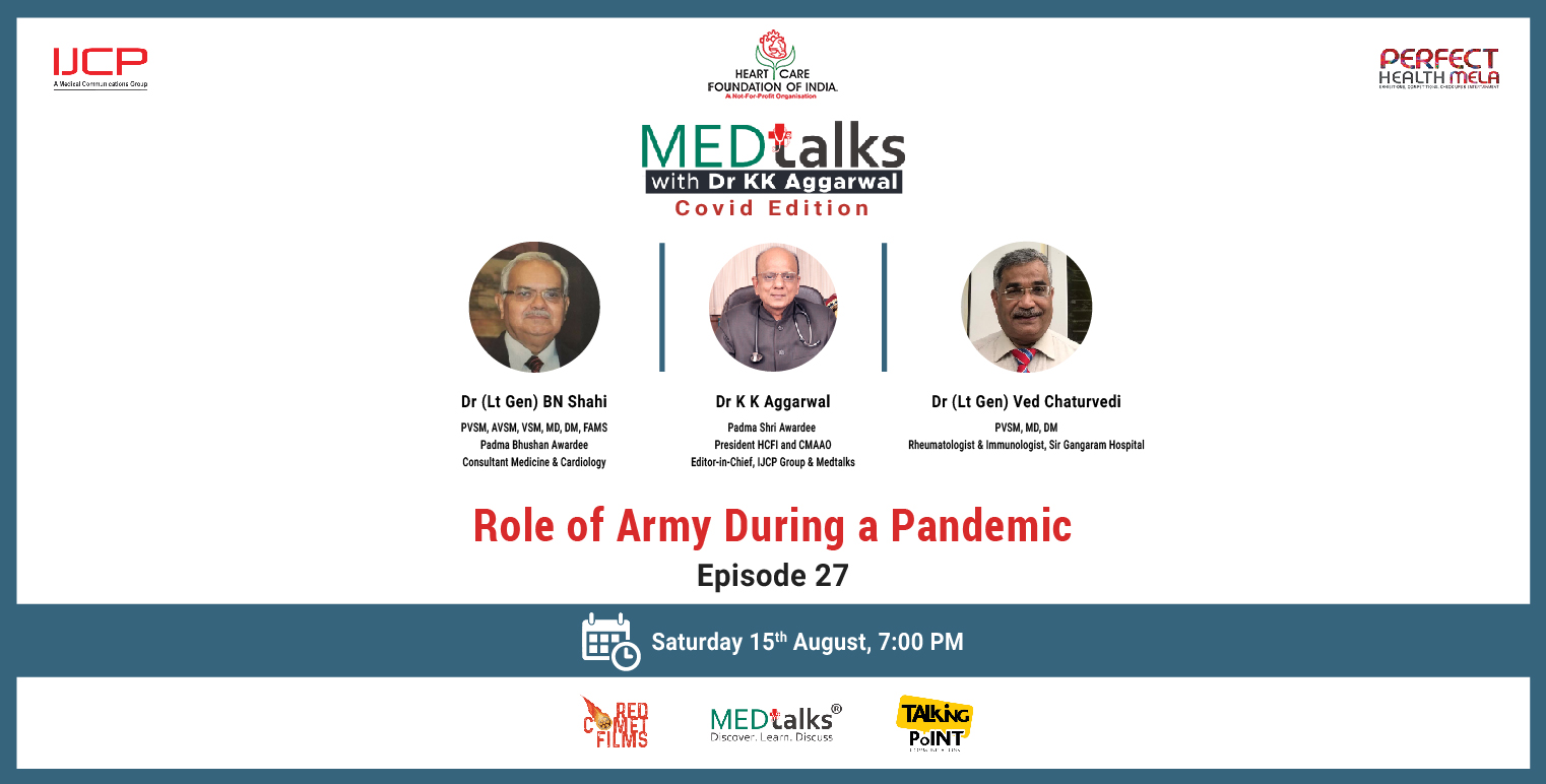 Role of Army During a Pandemic