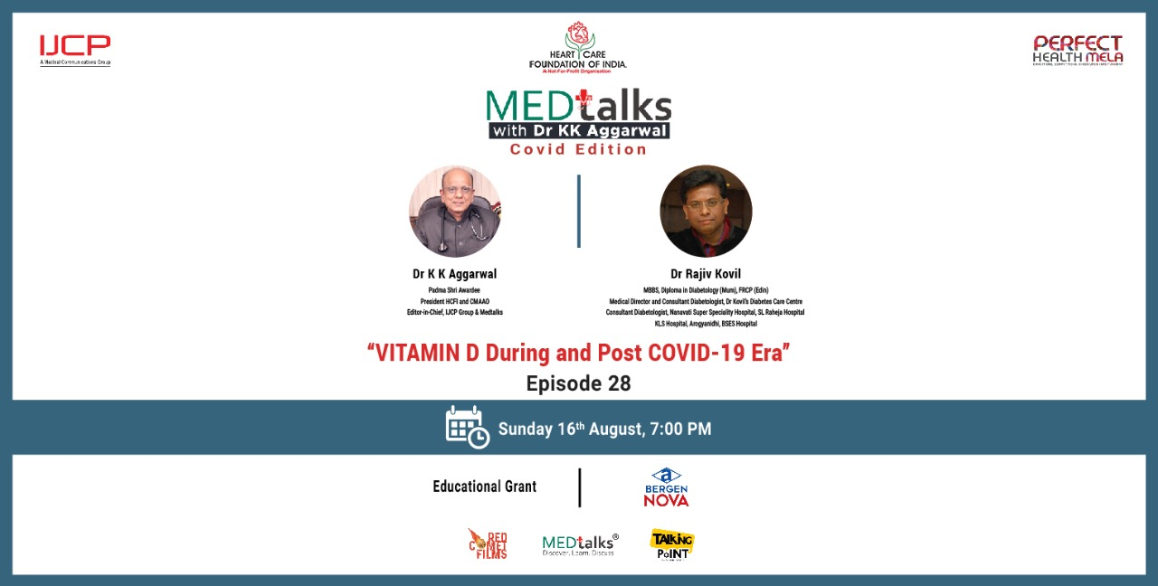 Vitamin D During and Post COVID-19 Era