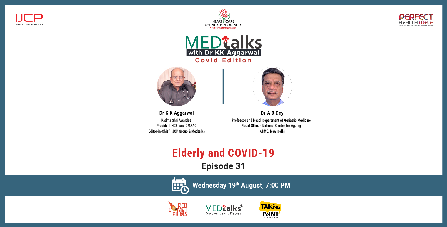 Elderly and COVID 19