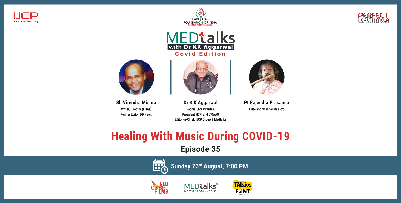Healing with Music During COVID-19