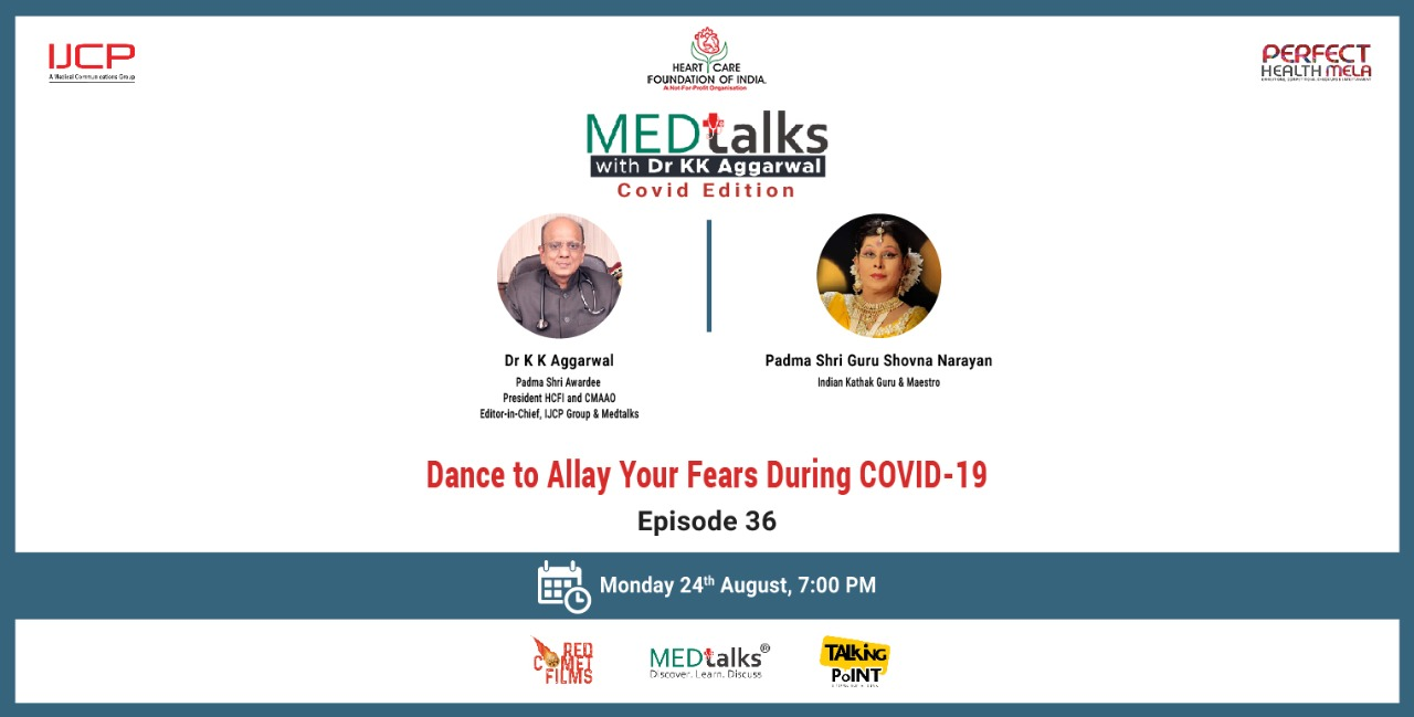 Dance to Allay Your Fears During COVID-19