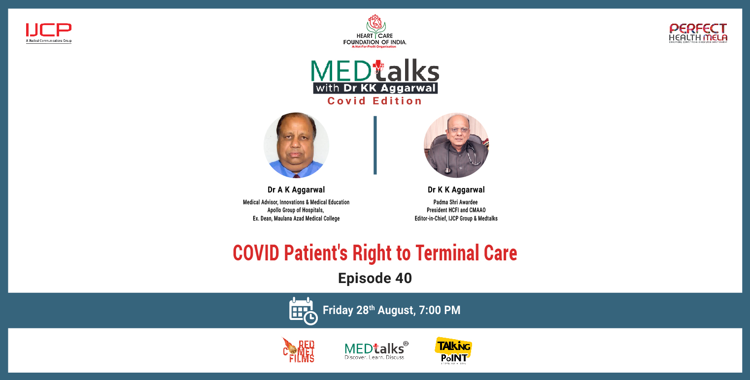 COVID Patients right to terminal care