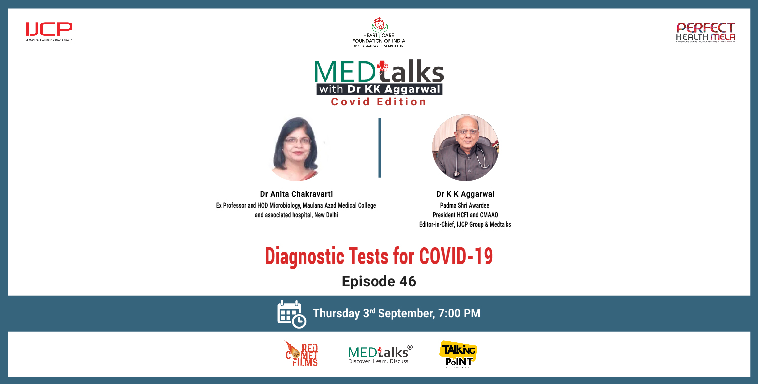 Diagnostic Test for COVID 19