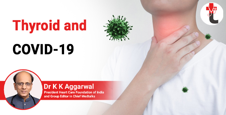 Thyroid and COVID 19