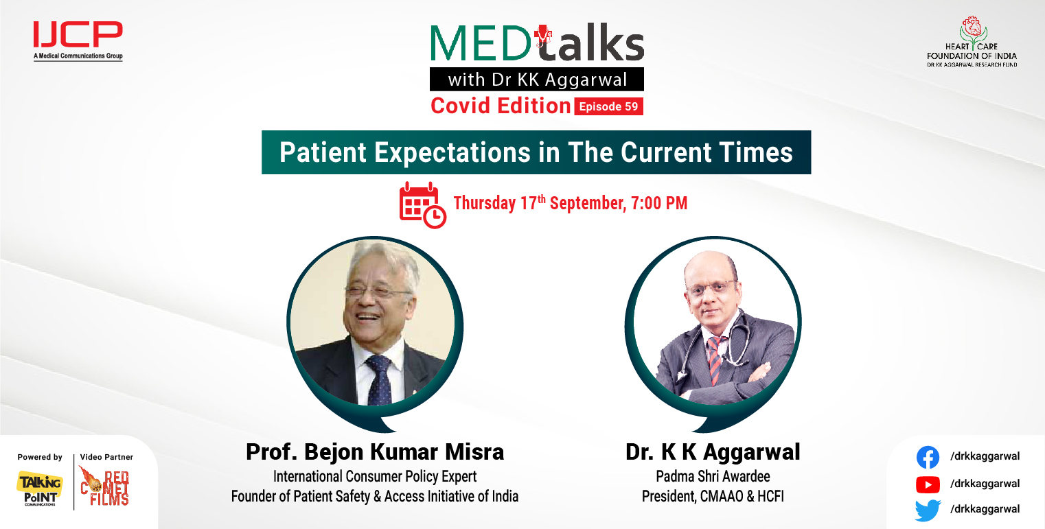 Patient Expectations in Current Times