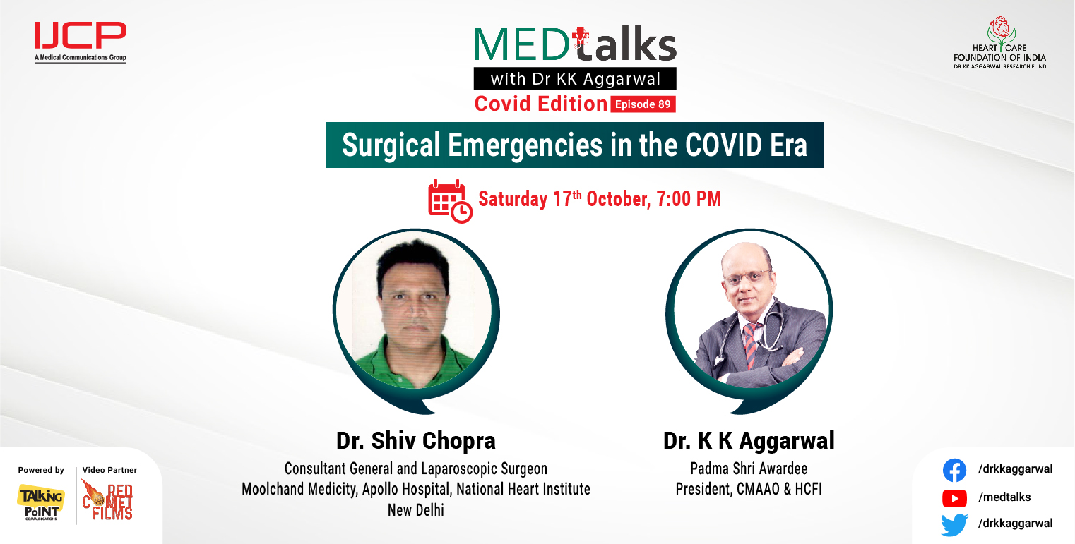 Surgical Emergencies in the COVID Era