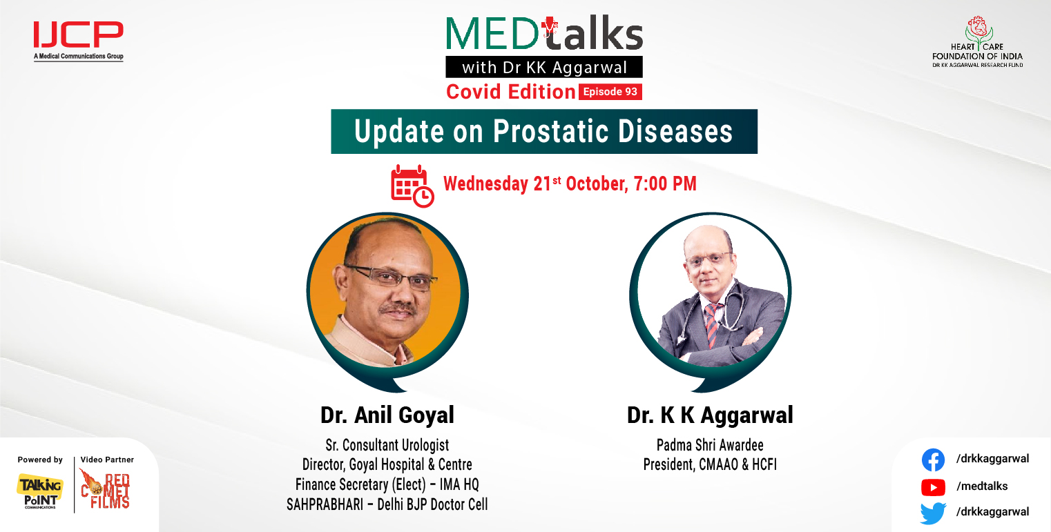 Update on Prostatic Diseases