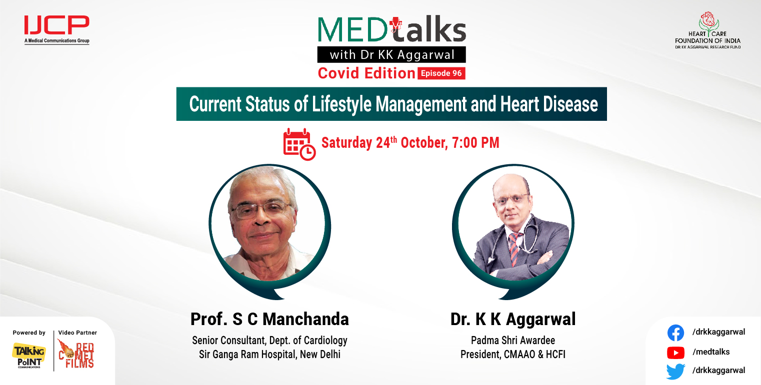 Current status of lifestyle management & heart disease