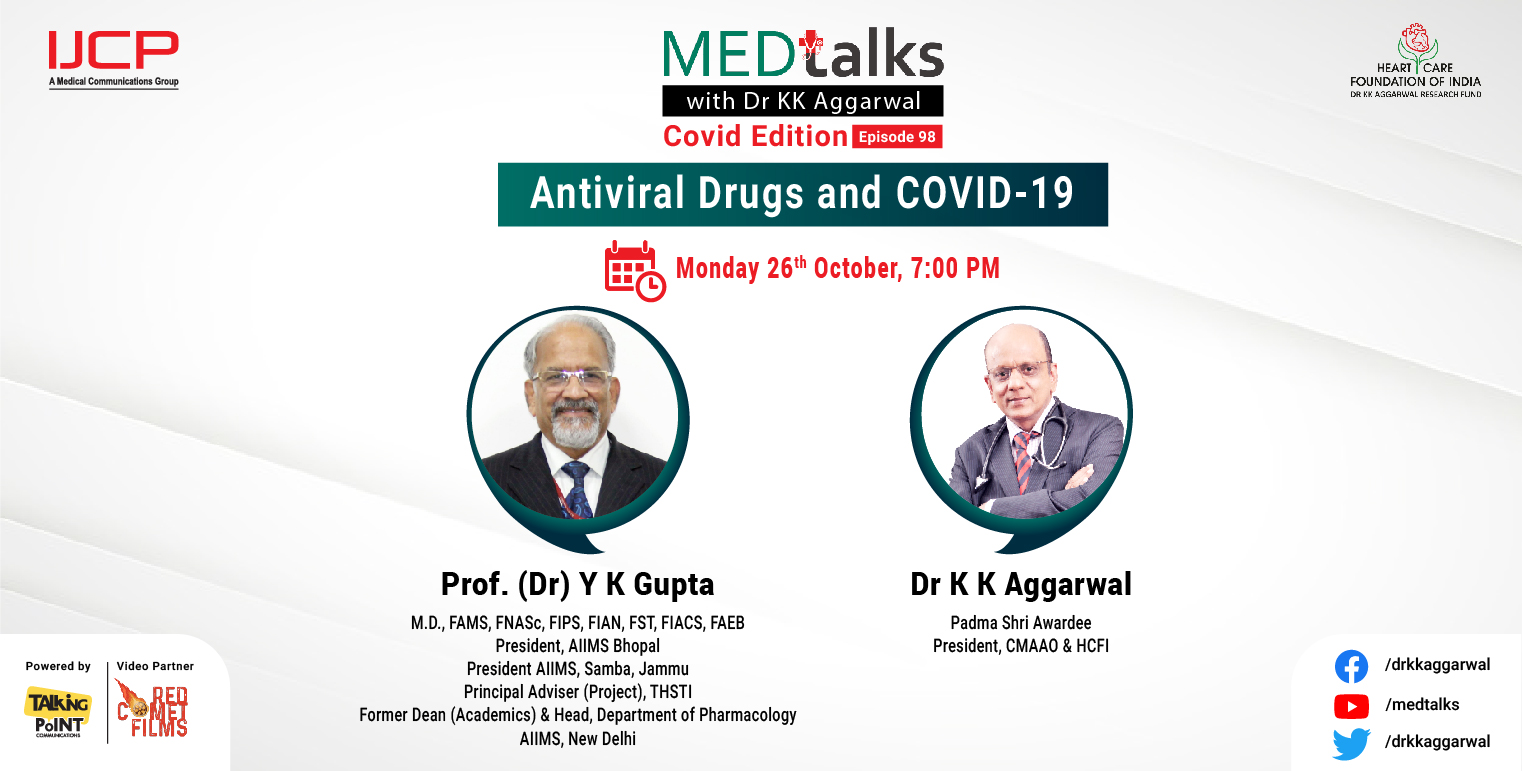 Antiviral Drugs and Covid 19
