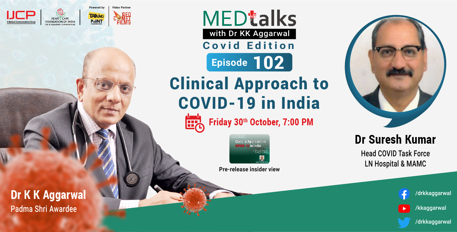 Clinical Approach to COVID-19 in India