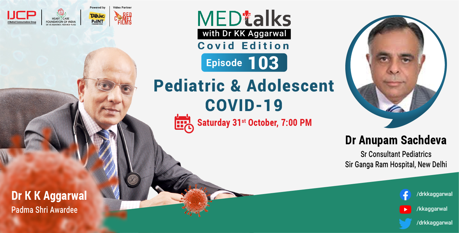 Pediatric & Adolescent COVID-19
