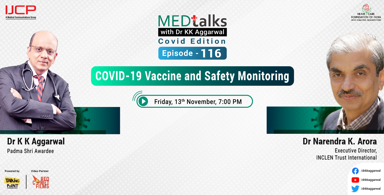 COVID 19 Vaccine and Safety Monitoring