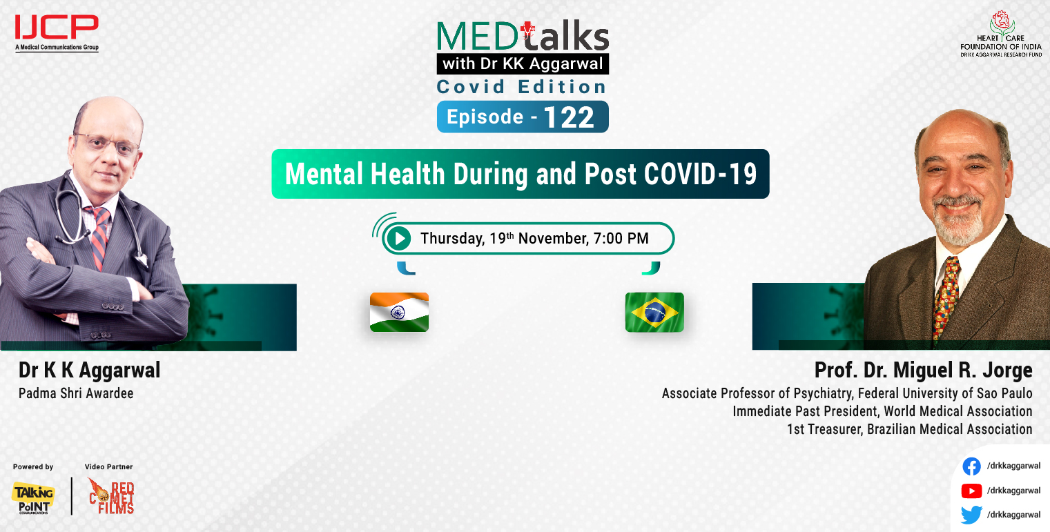 Mental Health During and Post Covid-19