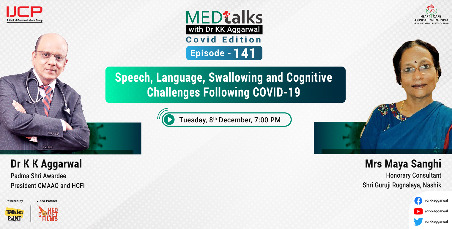 Speech, Language, Swallowing and Cognitive challenges following COVID-19